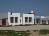 Vocational training centers center fire Art in Nabeul