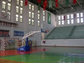 Sports Complexes Construction of a Sports hall in Kairouan
