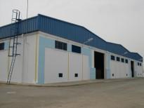 Bâtiments industriels OCT Sidi bouzid