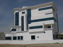 مباني خدمات المقر الإجتماعي للوكالة الفنية للنقل البري