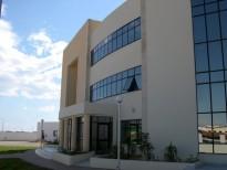 مباني خدمات المحلات الجديدة للشركة الوطنية لتوزيع البترول