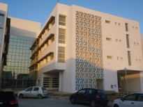 Buildings utility Construction of a space for production and feeding applications technopolis el Ghazala Tunis