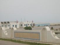 Travaux maritimes Port Salakta