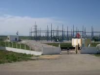 Post high voltage STEG Menzel Temime