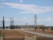 Post high voltage STEG Thyna