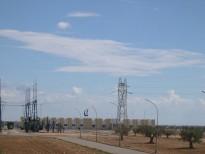 Post high voltage STEG Monastir