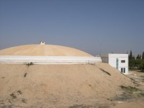 Réservoir d'eau Réservoire Ghannouch
