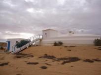 Réservoir d'eau Construction d'un Réservoir de 2500 m3 SONEDE à Bir Ali Ben Khalifa