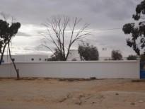 خزانات المياه بناء خزان مياه سعة 2500 متر مكعب ببئر علي بن خليفة