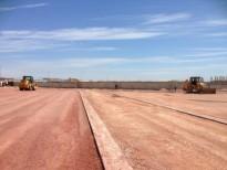 Bâtiments industriels Construction d'une succursale Aures Auto sise à el mghira lot VRD
