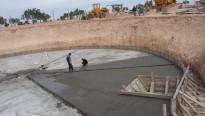 Réservoir d'eau CONSTRUCTION D UN RSE 2500 M3 AVEC CHAMBRE DE VANNES ABRI DE JAVELLISATION ET CLOTURE TLALSA