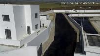 Chantiers en cours   PROJET DE CONSTRUCTION D'UN CENTRE DE VISITE TECHNIQUE ET D'UN CENTRE DES EXAMENS DE PERMIS DE CONDUIRE A SILIANA
